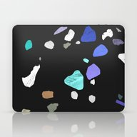 Painted Terrazzo 2 Laptop & iPad Skin