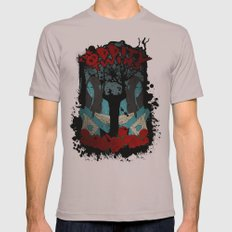 The Oddity Twins Mens Fitted Tee Cinder SMALL