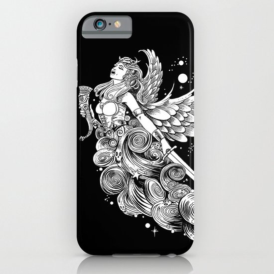 The Night Before the Battle iPhone & iPod Case