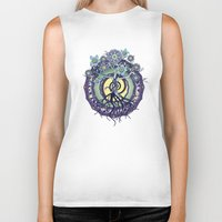 Tree of Knowledge Biker Tank