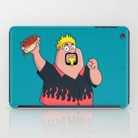 Family Guyfieri iPad Case