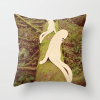 U O M I Throw Pillow
