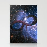 Infinty and Beyond Stationery Cards
