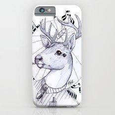 Deer in Dress Code  Slim Case iPhone 6s