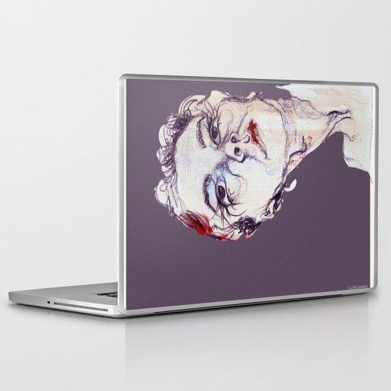 Gasa girl Laptop & iPad Skin
