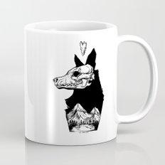 Black Wolf Mountain Mug