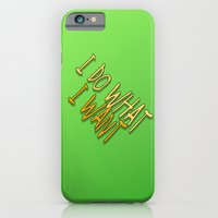 What I Want iPhone 6 Slim Case