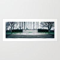 1916 Memorial Arbour Hill Dublin Ireland Art Print