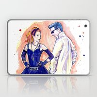 Veronica Loves Logan Laptop & iPad Skin