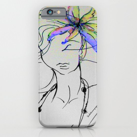 Fashion Latina iPhone & iPod Case