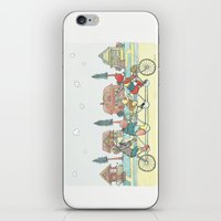 Pals  iPhone & iPod Skin