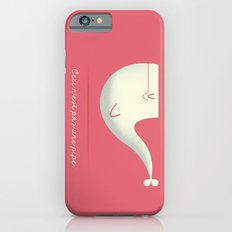 Pipe Whale Slim Case iPhone 6s