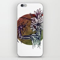 Bouquet de Nerfs iPhone & iPod Skin