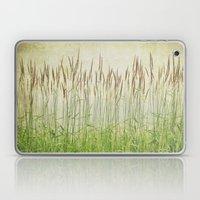 Summer Grasses Laptop & iPad Skin