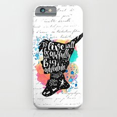Peter Pan - To Live iPhone 6s Slim Case