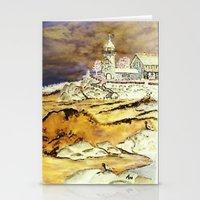 Brentons Lighthouse Ipod… Stationery Cards