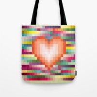 Mega ☐ Love_Grunge Tote Bag