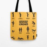 The Anatomy Of A Festiva… Tote Bag