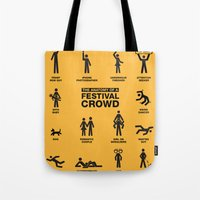The Anatomy Of A Festiva… Tote Bag