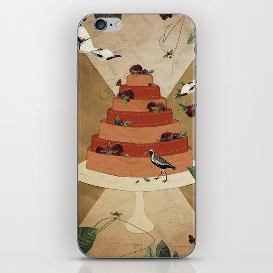 Let Them Eat Cake :: II iPhone & iPod Skin