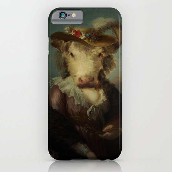 Cow #1 iPhone & iPod Case