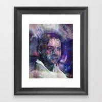 Geraldo Framed Art Print