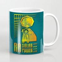 Ra Solar Power Mug