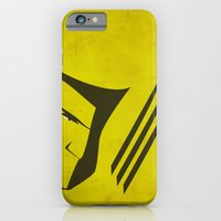 iPhone & iPod Case featuring Wolverine by Strong Odors