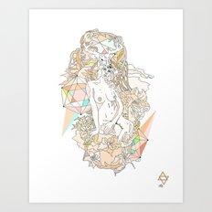 imagine direction Art Print