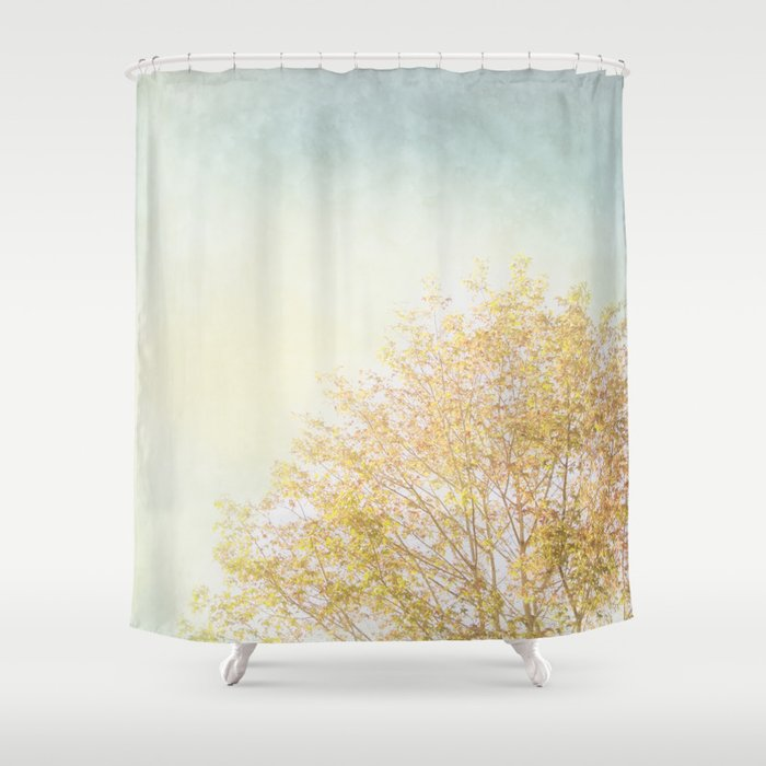 tree shower curtain by pure nature photos society6