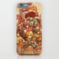 Final Fantasy IX iPhone 6 Slim Case