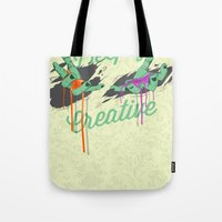 Deeply Creative Tote Bag