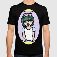 Bow Peep Mens Fitted Tee Black SMALL