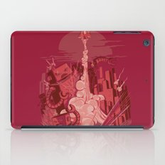 Smash! Zap!! Zoom!!! iPad Case