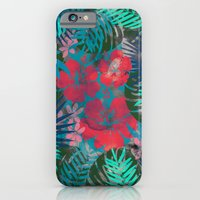 iPhone Cases featuring Tarzan Boy Style by cafelab