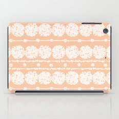 perfect peach iPad Case