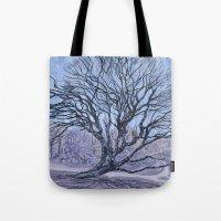 Queen & Glen Manor Tote Bag