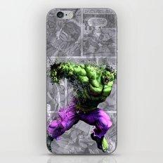 Banner iPhone & iPod Skin