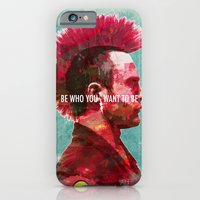 iPhone & iPod Case featuring Sunset Overdrive by FCRUZ