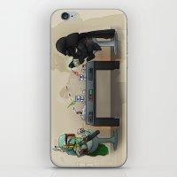 Star Poker Game iPhone & iPod Skin