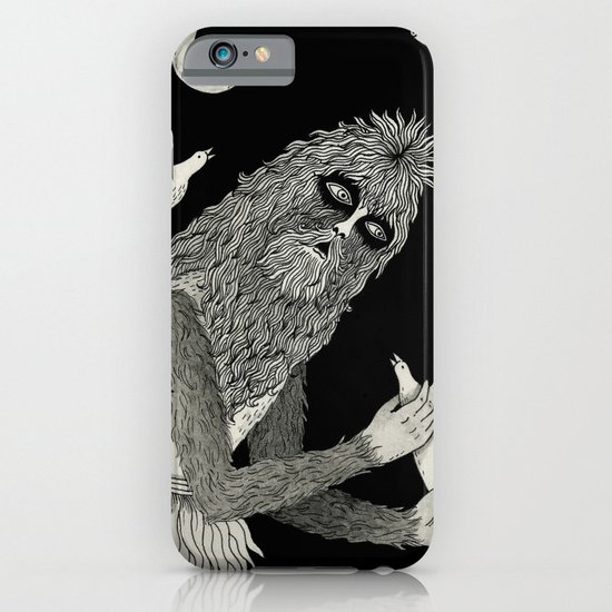 Thievery in the Woods iPhone & iPod Case