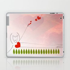 Yoga Master Laptop & iPad Skin
