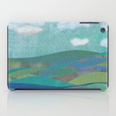 COLLAGE LOVE: Seascape iPad Case
