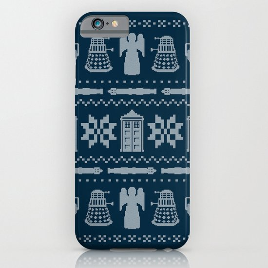 Who's Sweater iPhone & iPod Case
