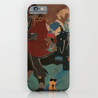 iPhone & iPod Case featuring Tidus x Auron by JHTY