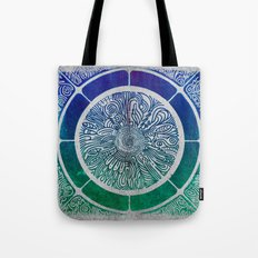Present Growth Tote Bag