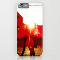 iPhone & iPod Case featuring Crazy Day by Kookyphotography