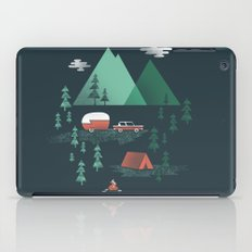 Pitch a Tent iPad Case