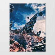 Dismantlers Canvas Print