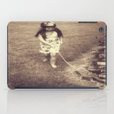 Alice and Dinah iPad Case